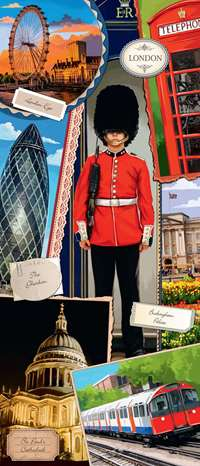 I Love London - Guardsman - 170pc