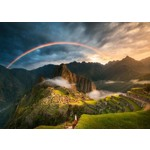 Rainbow over Machu Picchu - Peru - 1000pc