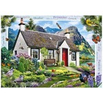 Country Cottage - Lochside Cottage - 1000pc