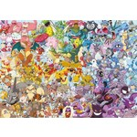 Challenge Puzzle - Pokemon - 1000pc