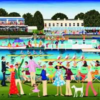 henley royal regatta - super size