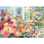 The Florists Workbench - 1000pc