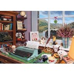 The Writers Desk - 1000pc