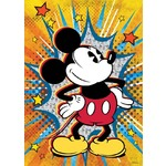Retro Mickey Mouse - 1000pc