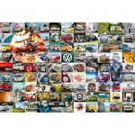 99 VW Campervan Moments - 3000pc