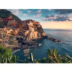 View of Cinque Terre - Italy - 1500pc