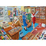 Happy Days at Work - No 18 - The Haberdasher - 500pc