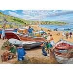 Happy Days at Work - No 19 - The Fisherman - 500pc