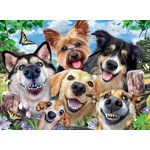 Selfies - Dogs Delight - 500pc