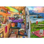 Camper Vans View - 1000pc
