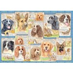 Dutiful Dogs - 1000pc