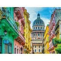 Colourful Cuba - 2000pc