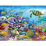 Coral Reef Mystery - 2000pc