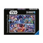 Star Wars - Episodes I-VII - 18000pc