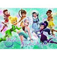 disney fairies winter wonderland