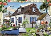 Country Cottage - Fishermans Cottage - 1000pc