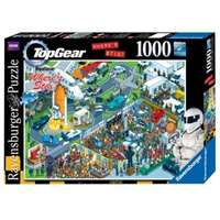 Wheres Stig, Top Gear - 1000 Piece