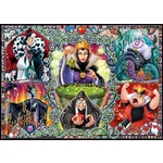Disney - Wicked Women - 1000pc