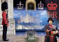 Historic Royal Palaces - The Tower of London - 1000pc