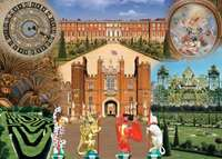 Historic Royal Palaces - Hampton Court Palace - 1000pc