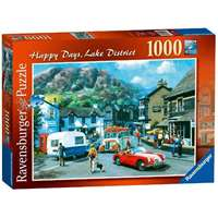 Happy Days - Lake District - 1000pc