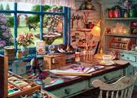 My Haven No1 - The Craft Shed