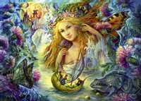 Fairyworld - No 2 - Fairy of the Tides - 1000pc