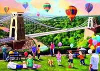 Happy Days - Bristol - 1000pc