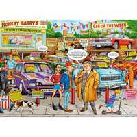 Best of British - Used Car Lot - 1000pc