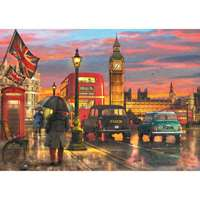 London - Westminster  Reflections - 1000pc