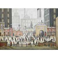 Lowry - Coming from the Mill - 1000pc