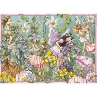 Flower Fairies - 1000pc