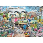 Gardening World - Winter - 1000pc