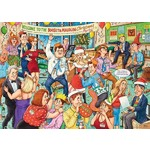 Best of British - Office Christmas Party - 1000pc