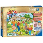 WHAT IF No.18 - Fantasy Golf - 1000pc