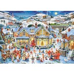 Which one is Santa - Limited Edition - 1000pc