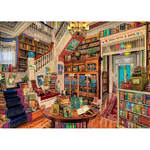 The Fantasy Bookshop - 1000pc