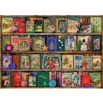 The Christmas Library - 1000pc
