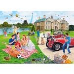 Days Out No1 - The Stately Home - 1000pc