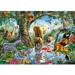 Adventures in the Jungle - 1000pc