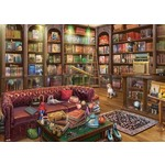 The Reading Room - 1000pc