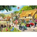 Leisure Days No1 - Summer Village - 1000pc
