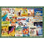 Disney Vintage Movie Poster - 1000pc