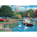Happy Days - Windsor - 1000pc