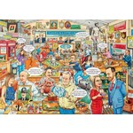 Best of British - No 23 - The Auction - 1000pc