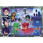 PJ Masks - Giant Floor Puzzle - 60pc