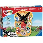 Bing Bunny - Shaped Floor Puzzle - 24pc