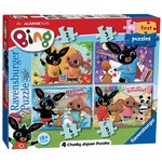 Bing Bunny - My First Puzzles - 4 in 1