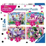 Minnie Mouse - Happy Helpers - 4 in 1