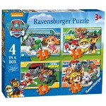Paw Patrol - Four in one